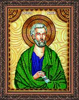 Набор для вышивки бисером именной иконы  «Святой Родион»