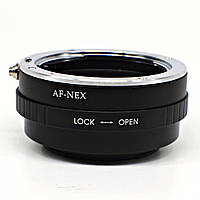 Адаптер Sony/Minolta - Sony E NEX с регулировкой диафрагмы , фото 1