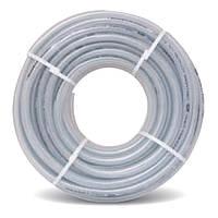 Шланг ПВХ прозрачный армированный Cristall Tex: Ø 8*14мм, 12*18мм, 15*21мм, 19*26мм, длина 50м, 100м