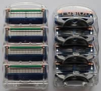 Картриджи Gillette Fusion 4 шт без упаковки производство Германия Оригинал