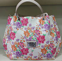 Сумка торба женская Цветы  Производитель Украина 17-1281-9