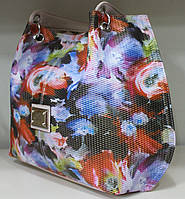 Сумка торба женская Цветы  Производитель Украина 17-1281-10