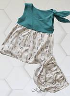 Платье+трусики на памперс