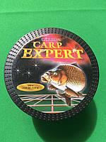 Леска монофильная для ловли карпа черная Carp Expert Carbon 0,35 1000m