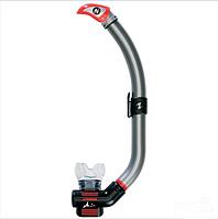 Подводная трубка для дайвинга AquaLung Air Dry; чёрная