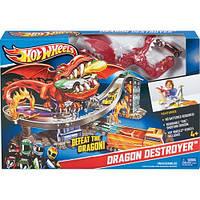 """Hot Wheels Dragon Destroyer трек Хот Вилс """"Атака Дракона"""", фото 1"""