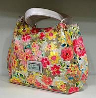 Сумка торба женская Цветы  Производитель Украина 17-1281-11