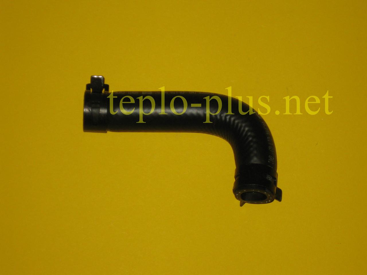 Шланг розширювального бака з хомутами (затискачами) Daewoo Gasboiler DGB-100, 130, 160, 200 ICH/KFC/MSC