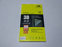 Защитное 3D стекло для Xiaomi Redmi Note 4x (гибкие края)