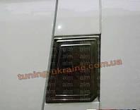 Накладка на люк бензобака Omsa на Peugeot Boxer 2006-2014