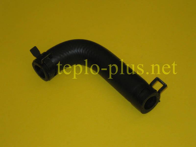 Шланг розширювального бака з хомутами (затискачами) Daewoo Gasboiler DGB-100, 130, 160, 200 ICH/KFC/MSC, фото 3