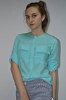 Женская блуза штапель с карманами Elizabetta Franchi, фото 1