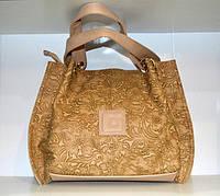 Сумка торба женская Цветы  Производитель Украина 17-1281-576-1