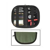 Швейный набор армейский MIL-TEC в чехле