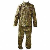 Флисовый костюм тактический Multicam