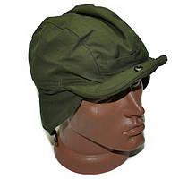 Флисовая шапка-ушанка австрийской армии