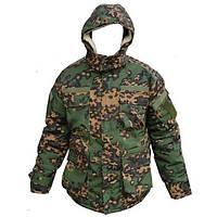 Куртка на овчине партизан