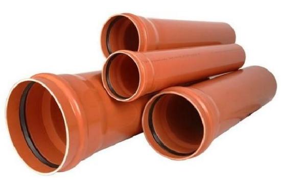 Фото трубы для наружной канализации