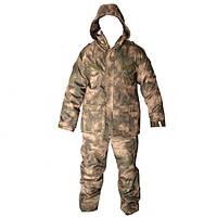 Зимний водоотталкивающий камуфляжный костюм A-TACS FG