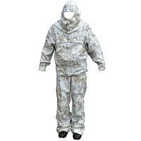 Маскировочный костюм Pencott Winter с MOLLE
