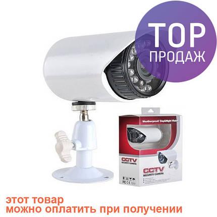 Внешняя цветная камера видеонаблюдения CCTV 529AKT, фото 2