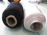 Нитка-резинка (черная,белая -400 г)