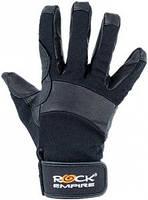Перчатки для работы с веревкой Gloves Working Rock Empire
