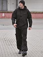 Куртка SOFTSHELL GEN.III чёрная