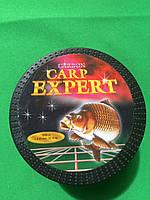 Леска монофильная для ловли карпа черная Carp Expert Carbon 0,40 1000m