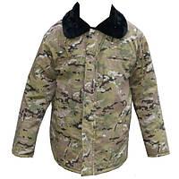 Куртка, бушлат меховой MULTICAM мультикам