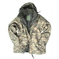 Куртка мембрана с подстежкой ACU Mil-Tec