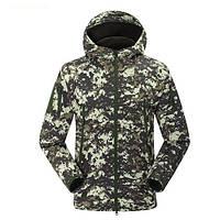 Куртка софтшелл waterproof windproof ACU
