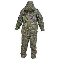 Зимний камуфляжный костюм DPM (флис)