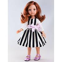 Кукла Кристи Paola Reina в полосатом платье, 32 см