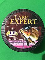 Леска монофильная для ловли карпа Carp Expert UV 0,35mm 1000m