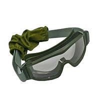 Тактические очки линзы (олива)