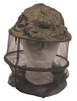 Антимоскитная сетка с резинкой MFH, олива