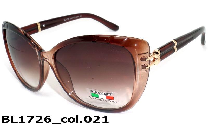 b16ef9a69b82 Женские солнечные очки BL1726 col.021 - Интернет-магазин