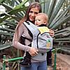 Эрго-рюкзак Love&carry AIR Сладкий ананас
