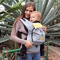 Эрго-рюкзак Love&carry AIR Сладкий ананас, фото 1