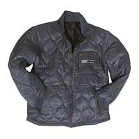 Куртка стёганная синяя Mil-Tec