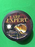 Леска монофильная Carp Expert Boil Special Multicolor 0,25mm 1000m
