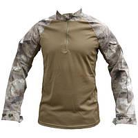 Рубашка тактическая UBACS A-TACS AU