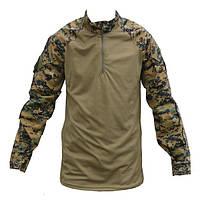 Тактическая рубашка UBACS MARPAT