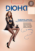 Женские колготки капроновые DuVe 127 Den 40