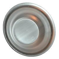 Тарелка армейская глубокая алюминиевая для первых блюд