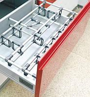 Комплектующие LS Box Perfect // Linken System / поперечный релинг / L =1100мм / H =10мм / серый
