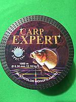 Леска монофильная Carp Expert Boil Special Multicolor 0,30mm 1000m