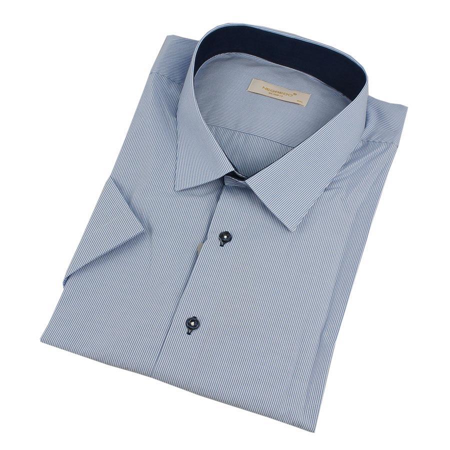 Рубашка мужская Negredo 0330 В slim разных расцветок