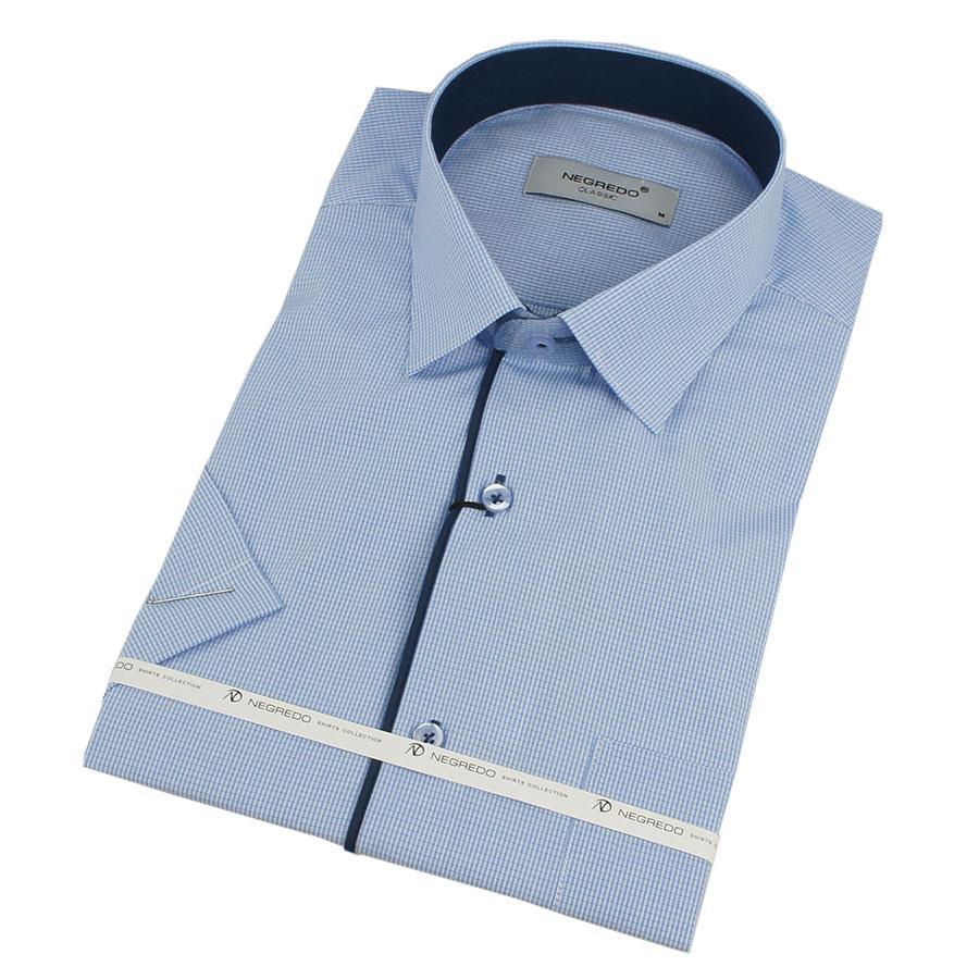 Рубашка мужская Negredo 0310 H Classic разных расцветок